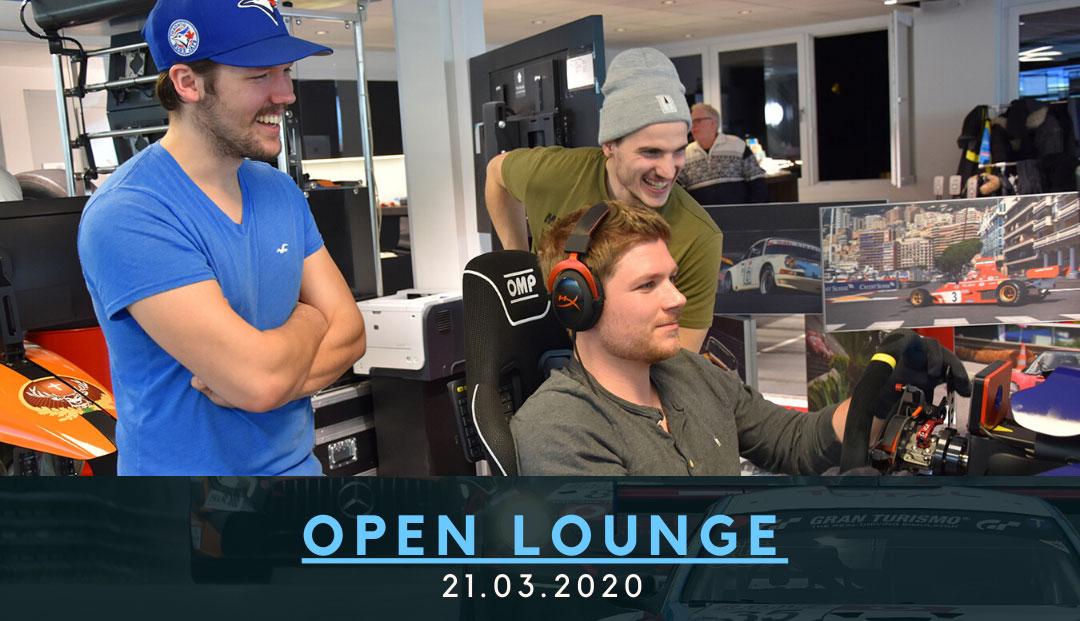 Open Lounge – 3rd