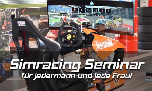 Simracing Seminar/Workshop