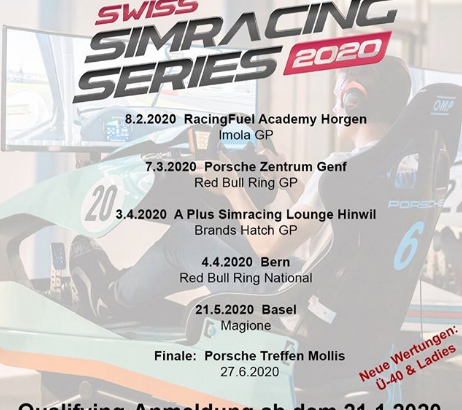 Swiss Simracing Series 2020