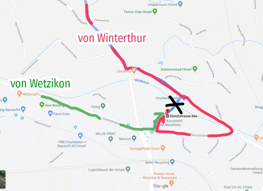 Zürichstrasse 66A
