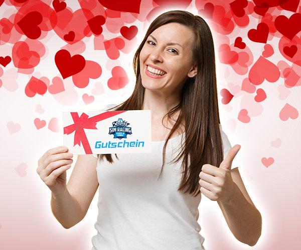 Geschenkidee Gutschein für Männer zum Valentinstag