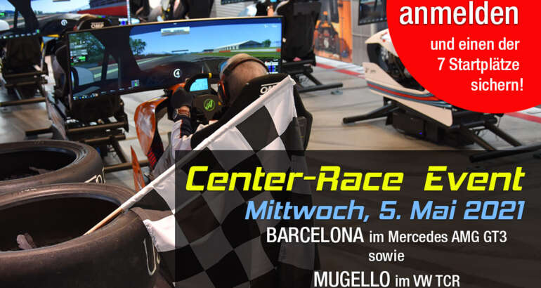 Center-Race Event