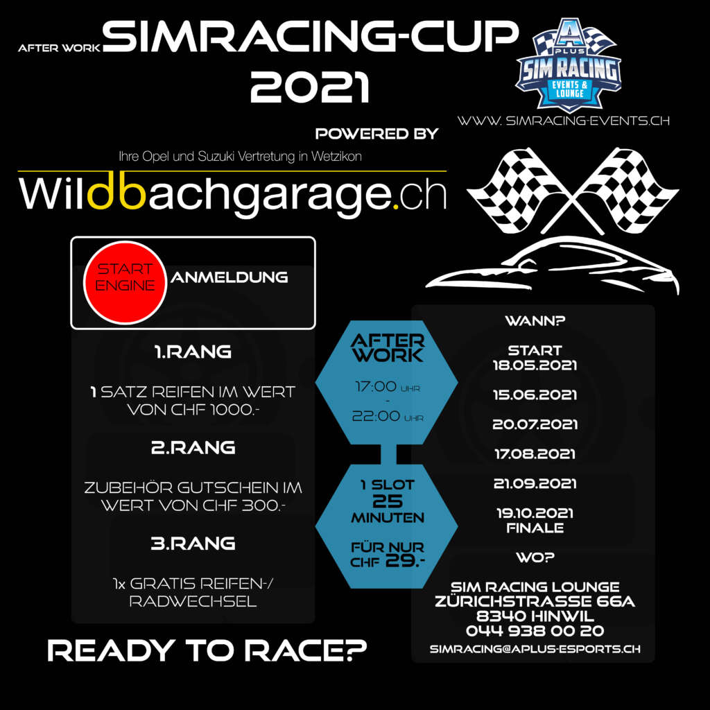 Wildbachgarage Simracing Cup