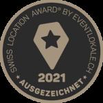 Swiss Location Award ausgezeichnete Erlebnislocation