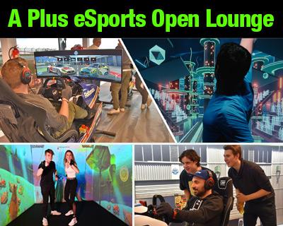Open House eSports Lounge