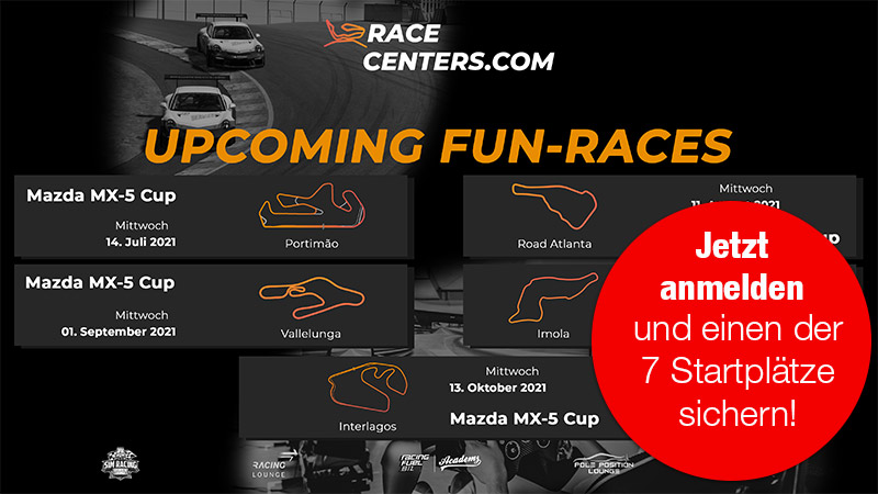 Center-Race Event